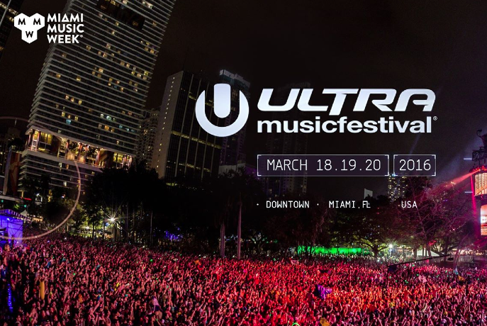 "VIDEO - ULTRA MUSIC FESTIVAL 2016 MUESTRA SU STAGE ""RESISTANCE"" - DJ ..."