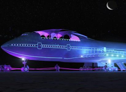 VIDEO – UN AVIÓN BOEING 747 ESTARÁ PRESENTE EN EL BURNING MAN 2016
