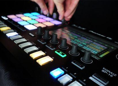 """VIDEO – PRIMERAS IMPRESIONES DEL PIONEER DJ """"TORAIZ SP-16"""""""