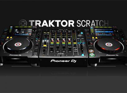 TRAKTOR YA CUENTA CON LA CERTIFICACIÓN PIONEER DJ NXS2
