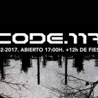 Line Up de CODE 117 en Fabrik - Djprofiletv