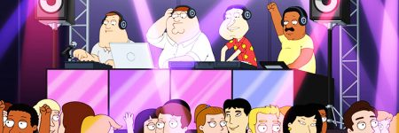 Family Guy estrena episodio dedicado a la música electrónica - Djprofiletv